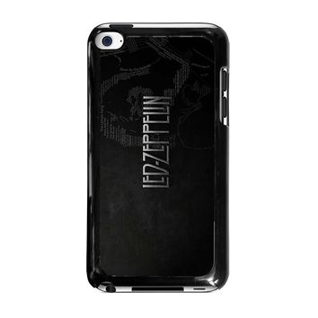 LED ZEPPELIN LYRIC iPod Touch 4 Case Cover