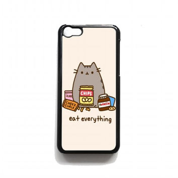 Pusheen The Cat Perfect For iphone 5c case