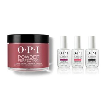 OPI - Dip Powder Combo - Liquid Set & I'm Not Really a Waitress