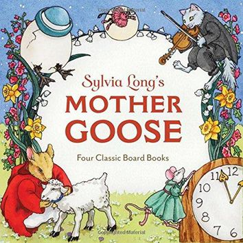 SYLVIA LONGS MOTHER GOOSE BOX OF 4