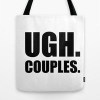 quote Tote Bag by Trend
