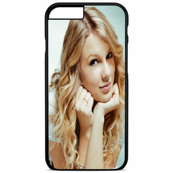 taylor swift beautiful art iPhone 6S Plus Case