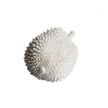 Durian Resin Fruit Sculpture