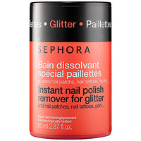SEPHORA COLLECTION Instant Nail Polish Remover For Glitter (2.87 oz)