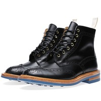Tricker's x END. Stow Brogue Boot