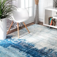 nuLOOM Alayna Abstract Area Rug