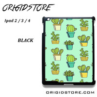 Cactus For Ipad 2 Ipad 3 Ipad 4 Case Please Make Sure Your Device With Message Case UY