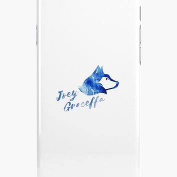 'Joey Graceffa Phone Case' iPhone Case/Skin by mcr-fobpatd