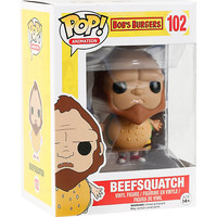 Funko Bob's Burgers Pop! Animation Beefsquatch Vinyl Figure