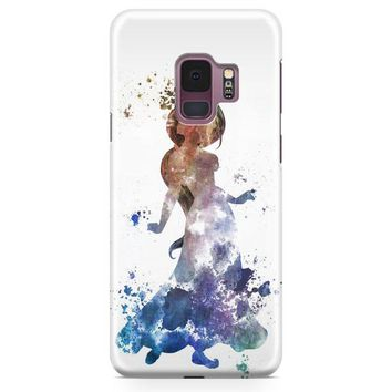 Princess Jasmine Samsung Galaxy S9 Case | Casefantasy