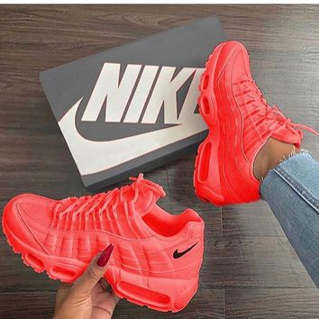 NIKE air max 95 Women running shoes-2