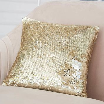 Sequin Decorative Pillow