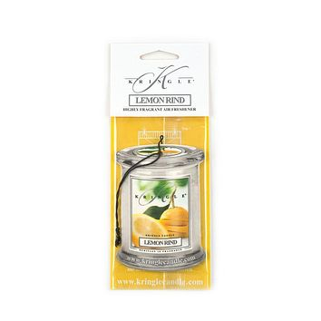 Air Freshener- Lemon Rind