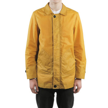 Uniform Wax Trench - Mustard