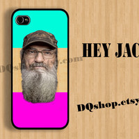 iPhone5 Case Mint Si Robertson - iPhone 4 Case Duck Dynasty
