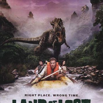 Land of the Lost 27x40 Movie Poster (2009)