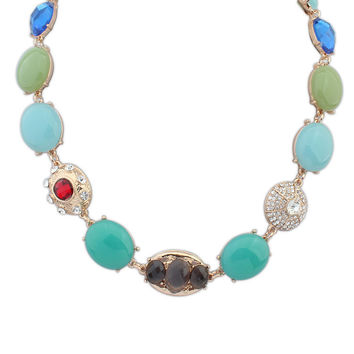 Gift New Arrival Stylish Shiny Jewelry Necklace [4918850180]