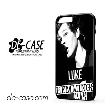 5 Seconds Of Summer 5SOS 5 SOS Luke Hemmings For Iphone 6 Iphone 6S Iphone 6 Plus Iphone 6S Plus Case Phone Case Gift Present YO