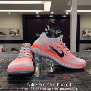 """""""Nike Free Rn Flyknit 5.0""""  Sport Casual Fly Knit Sneakers Running Shoes"""