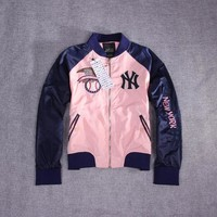 Embroidery Casual Sports Jacket
