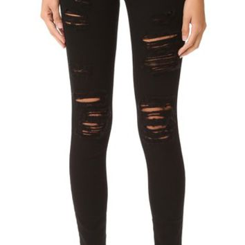 Super Skinny Legging Ankle Jeans