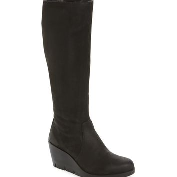 ECCO Bella Wedge Tall Boot (Women) | Nordstrom