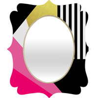Elisabeth Fredriksson Sweet and glamorous Quatrefoil Mirror