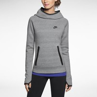 Nike Tech Fleece Hoodie V2 Women's Hoodie - Dark Grey Heather