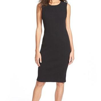 Women's James Perse Ribbed Tank Dress,