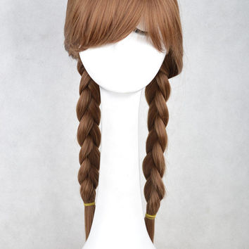 Princess Anna Cosplay Wig (Frozen)