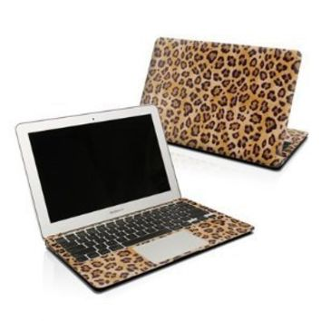 Leopard Spots Design Protector Skin Decal Sticker for Apple MacBook PRO 13 inch Aluminum (w/ SD card slot released in 2009)