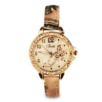 New Fashion Quartz Women's Fantasy Watch