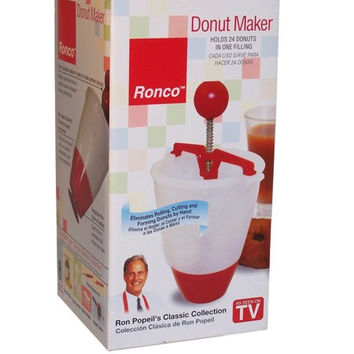 As Seen On TV Ronco Donut Maker