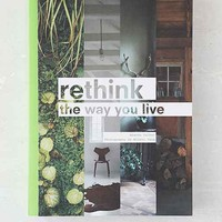 Rethink By Amanda Talbot & Mikkel Vang- Assorted One
