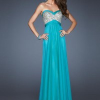 La Femme 18733 at Prom Dress Shop