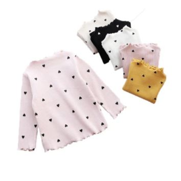 Girls Long Sleeve Shirts Toddler Girl Tops