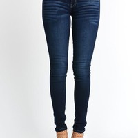 Nevada 5-Pocket Stretch Jean
