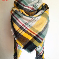 Hot winter scarf for women NO.15 & Winter Gifts