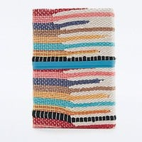 Oh Snap Woven Rag Notebook - Urban Outfitters