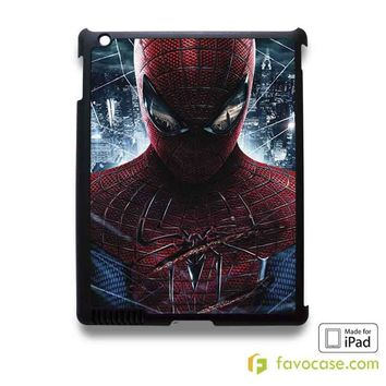 SPIDERMAN 5 The Amazing Marvel iPad 2 3 4 5 Air Mini Case Cover