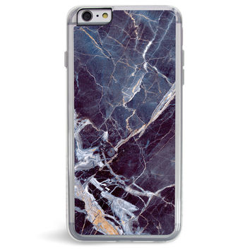 Earth Black Marble iPhone 6/6S PLUS Case