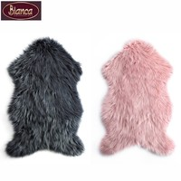 Mongolian Faux Fur Rug by Bianca - Manchester House