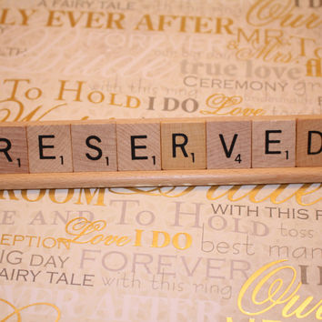 Reserved Rack