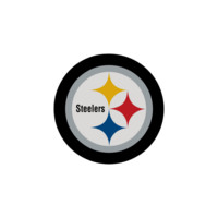 Expanding Stand and Grip for Smartphones and Tablets Pittsburg Steelers