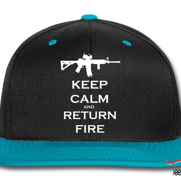 return fire Snapback