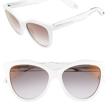 Givenchy 55mm Retro Sunglasses | Nordstrom