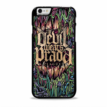 devil wears prada band quotesIphone 6 plus Cases