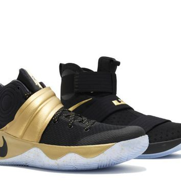 Nike Game 7 Fifty-Two Years Lebron Kyrie Championship Pack