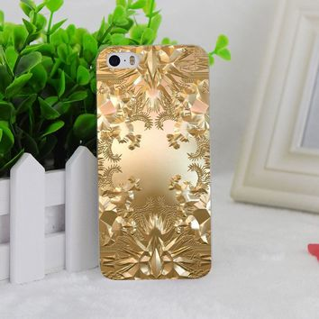 A1629 Ahoodie Jay Z Kanye West Watch  Transparent Hard Thin Case Cover For Apple iPhone 4 4S 5 5S SE 5C 6 6S 6Plus 6s Plus