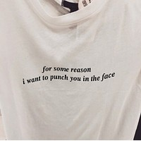 For Some Reason Tee